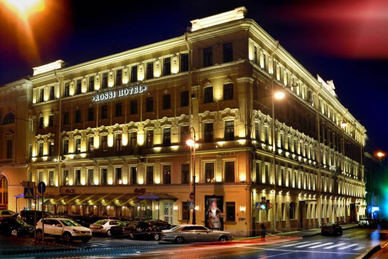 Sint Petersburg, hotel Rossi Boutique